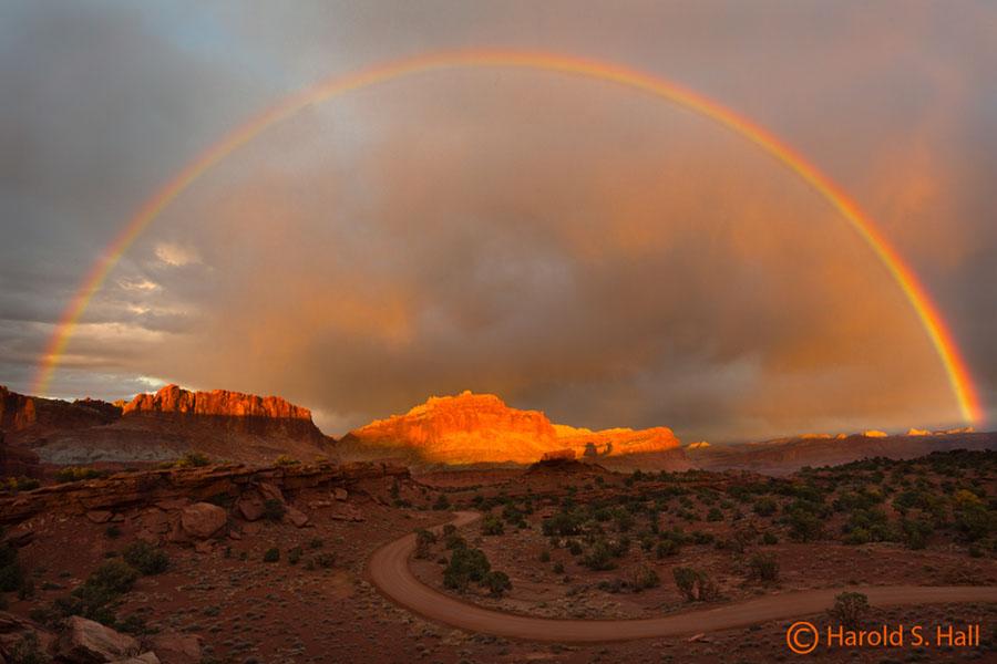 Panarama Point Rainbow