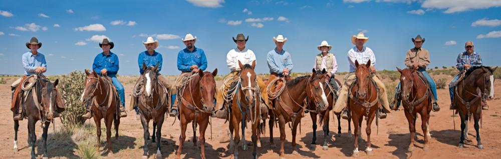 Tucumcari Cattle Drive