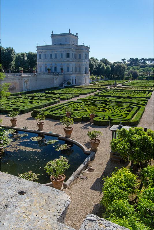 Roman Garden Harold Hall Photographyharold Hall Photography
